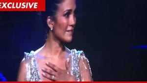 Jennifer Lopez: I Didn't Cry Over Marc Anthony