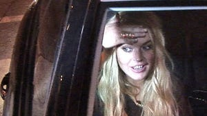 Lindsay Lohan 'Person of Interest' in Burglary -- But It May Be Case Closed