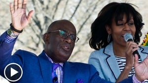 Al Roker -- Returns to the White House ... Been There, Done Splat