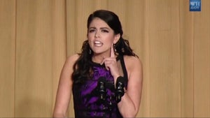 'SNL' Star Cecily Strong -- Cracks Racist Cops Joke on Obama ... As Baltimore Riots Raged