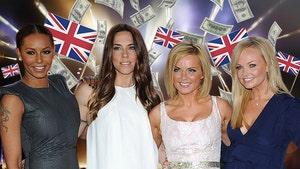 Spice Girls Set to Make Over $3 Million Per Member for UK Tour