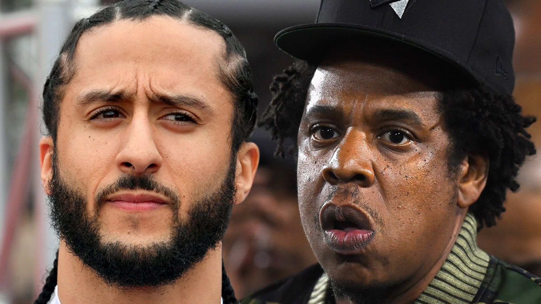 Colin Kaepernick Takes Jab at Jay-Z for Saying We've Moved Past Kneeling