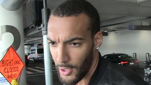 Rudy Gobert Says He's Lost His Sense Of Taste, Smell After COVID-19 Diagnosis