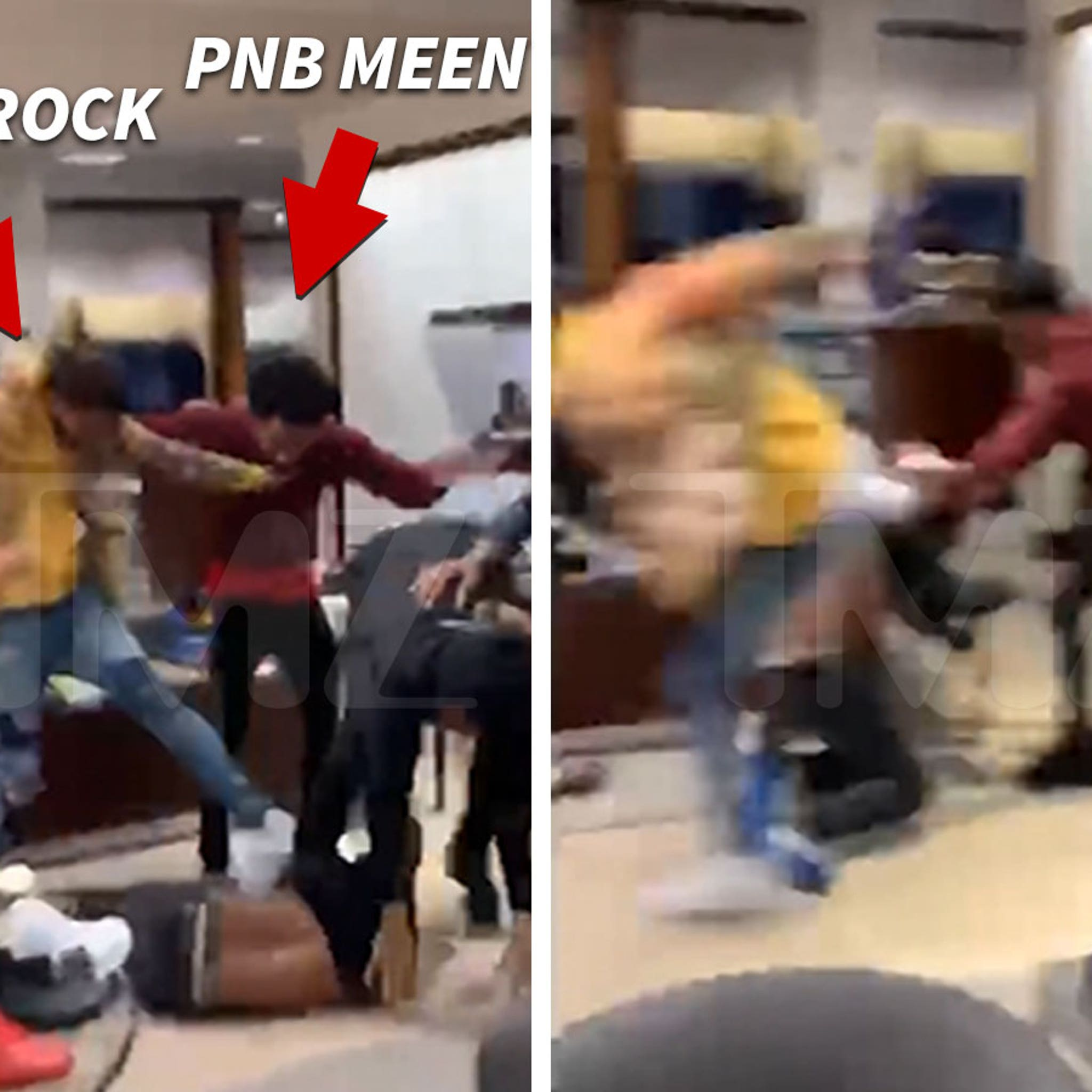 PnB Rock & Crew Allegedly Brawl Inside Neiman Marcus Store in PA