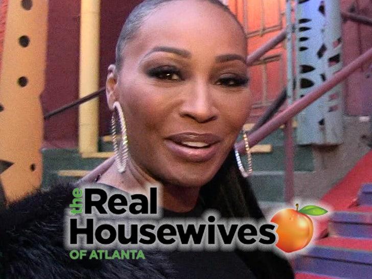 Cynthia Bailey housewives of atlanta