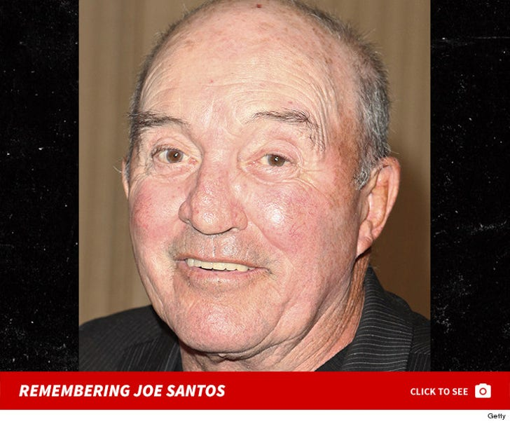 Remembering Joe Santos