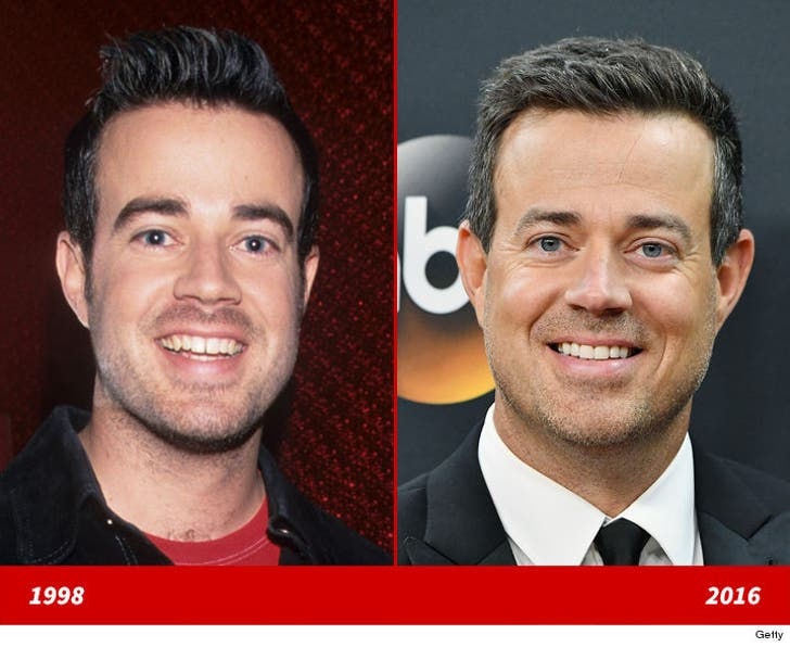 Carson Daly Good Genes Or Good Docs New Years Edition