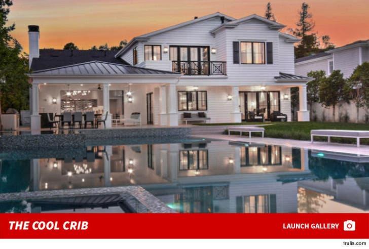 Rob Kardashian -- The Cool Crib