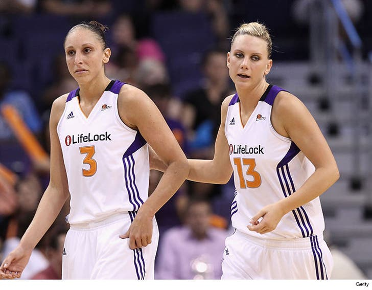 Diana Taurasi Wedding.Wnba Star Diana Taurasi Marries Former Phoenix Mercury Teammate