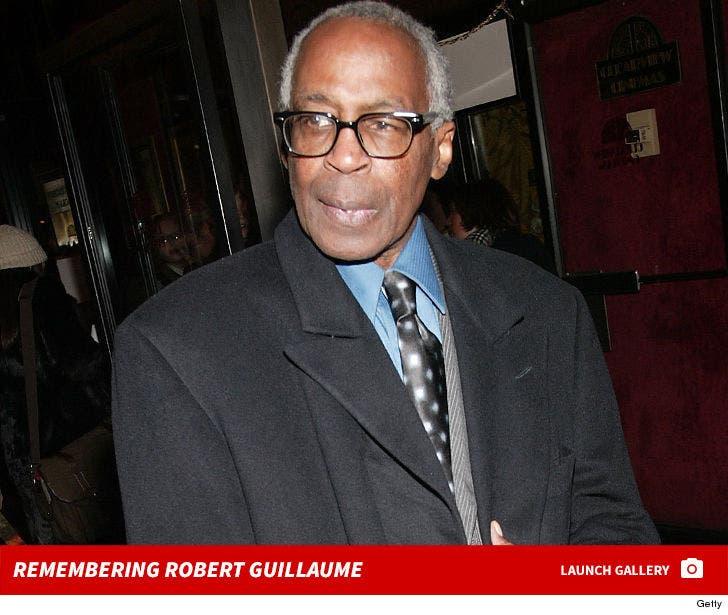 Remembering Robert Guillaume