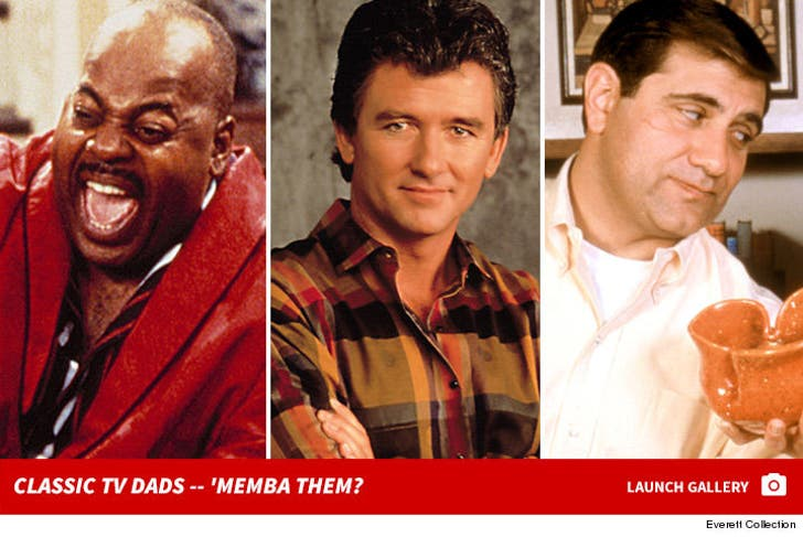 Classic TV Dads -- 'Memba Them?