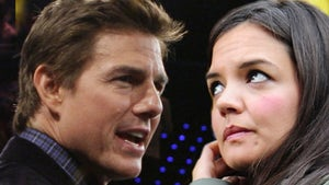 Tom Cruise Reps Accuse Katie Holmes of Screwing Tom Cruise Over In Tabloids