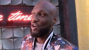 Lamar Odom's NBA Dream Team: Jordan, Magic, LeBron, Kareem And Who?!