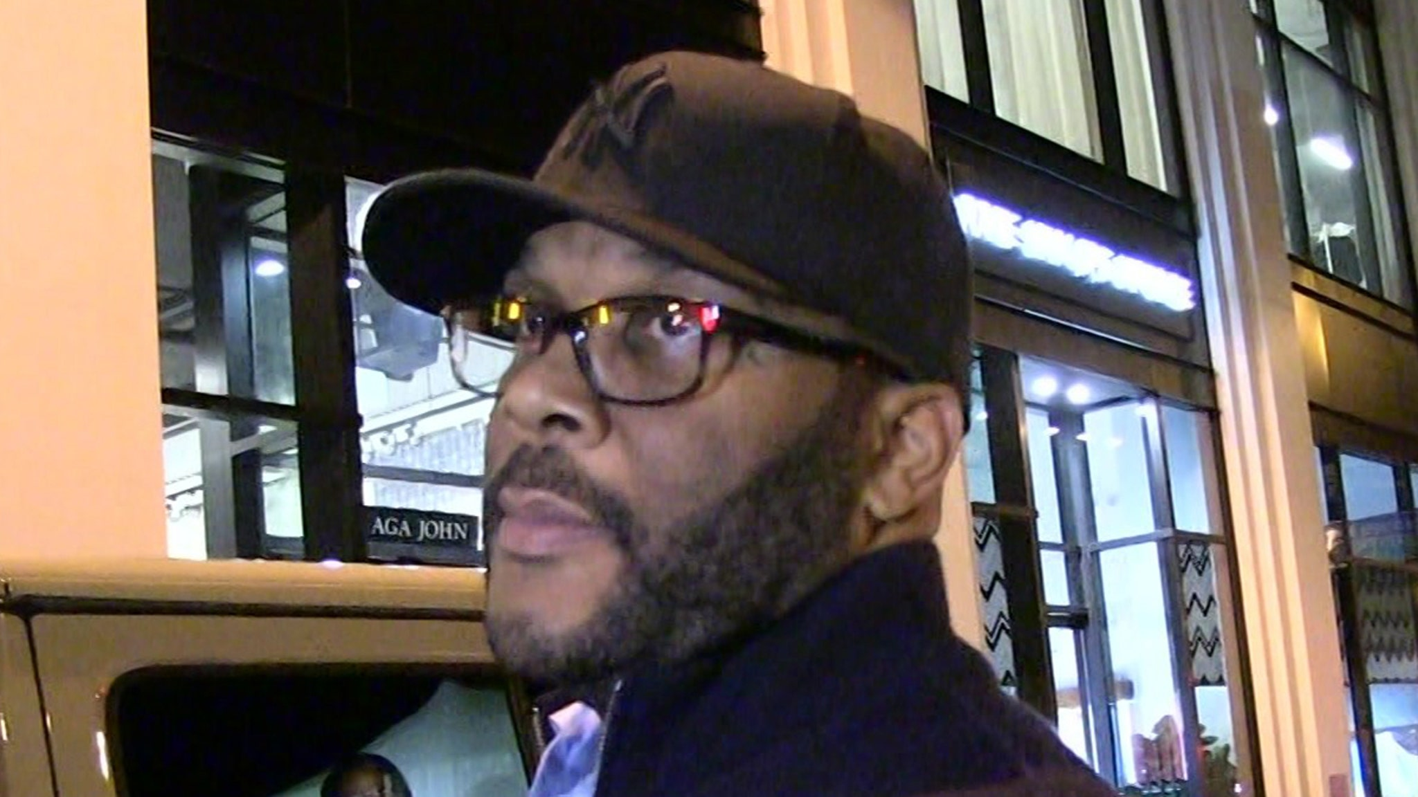 Tyler Perry's Nephew Dead from Suicide By Hanging in Prison, Family Suspicious