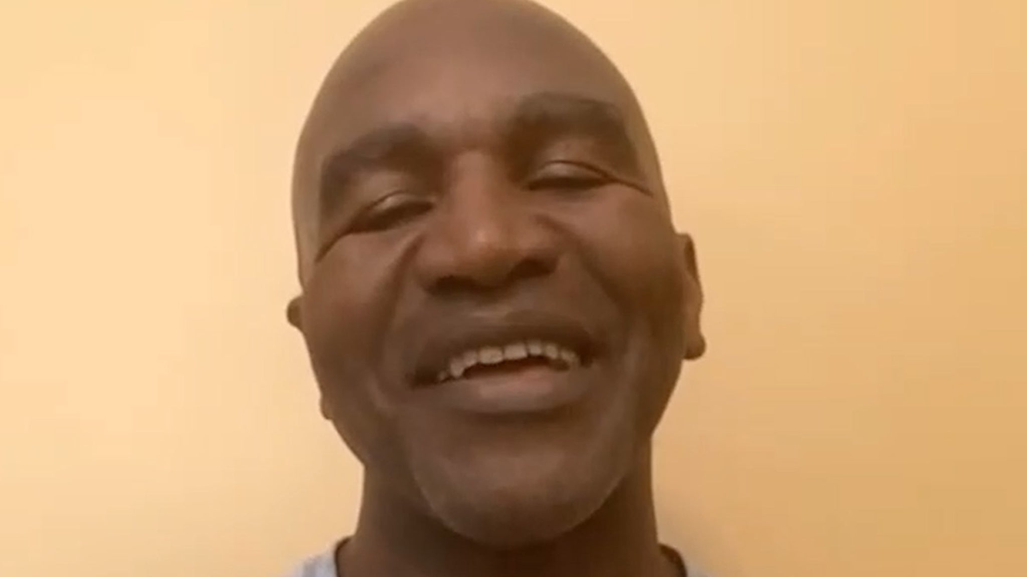 Evander Holyfield Down For 3rd Fight With Tyson, But He's Not My 1st Choice!