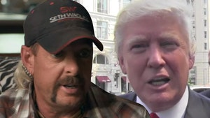 Joe Exotic's Pardon Request Finally Makes It to Trump's Desk