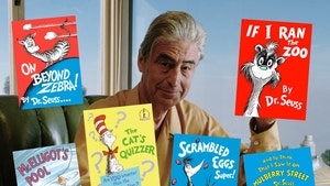 Dr. Seuss' Stepdaughter Says Books Shouldn't Be Pulled
