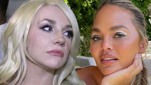 Courtney Stodden Claims Chrissy Teigen DM'd 'Me to Kill Myself'
