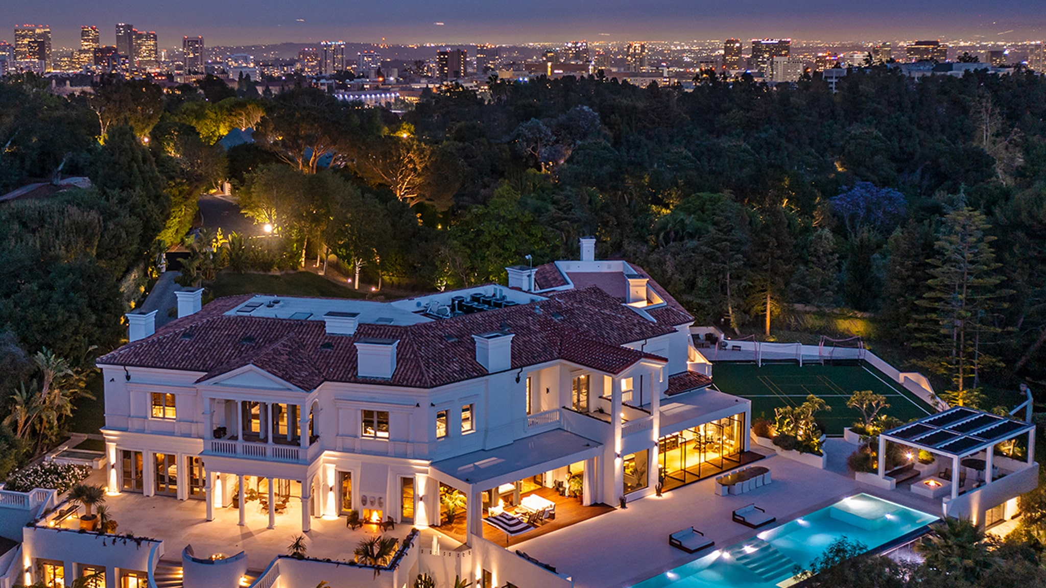 The Weeknd Buys $70 Million Bel Air Estate