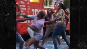 WNBA Players Throw Punches In Wild Brawl, All-Star Apologizes
