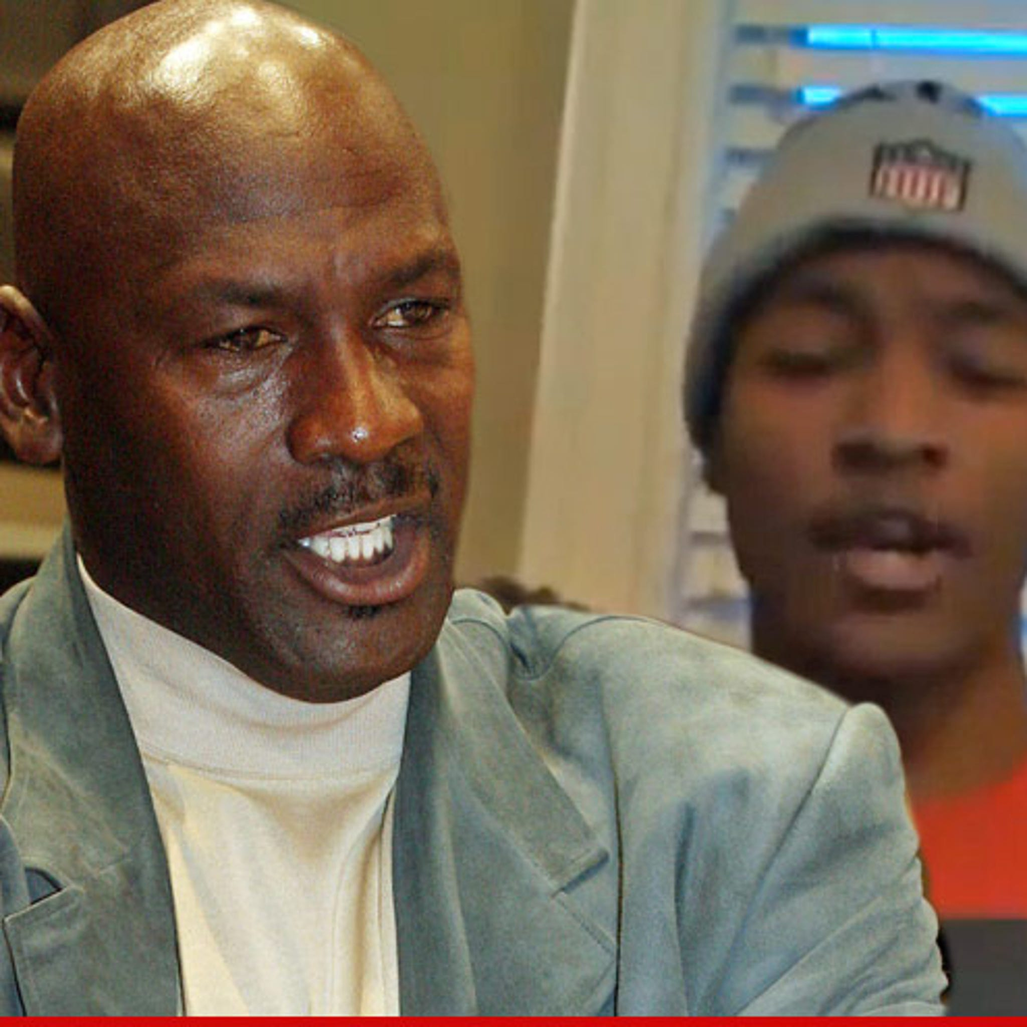 newest collection e2533 3bb19 Michael Jordan -- Alleged Baby Mama Wants a DNA Test, NOW!