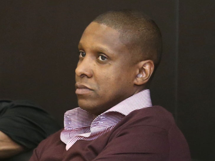 Police officer sues Raptors' Masai Ujiri for alleged assault