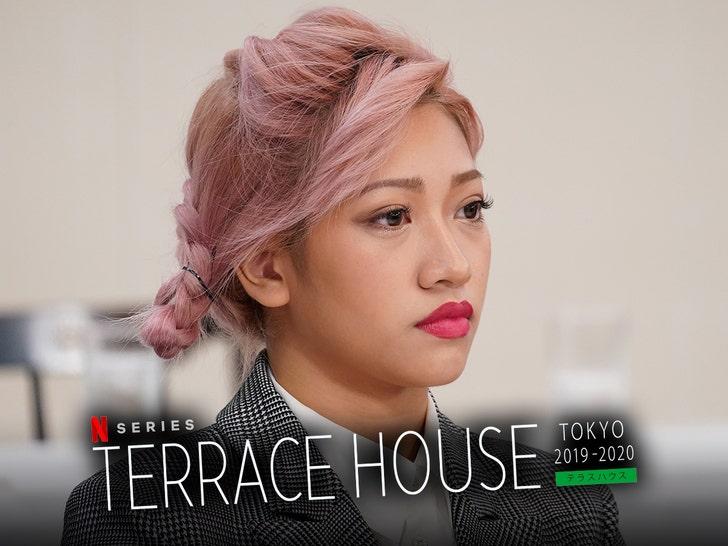 'Terrace House: Tokyo' Season Canceled After Wrestler Hana Kimura's Death - EpicNews