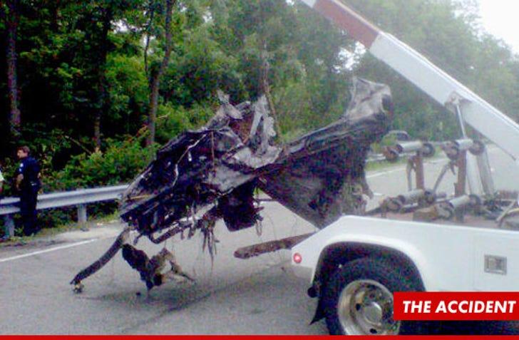 Ryan Dunn Crash -- Parents of Dead Passenger Sue     He