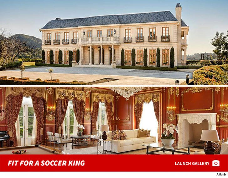 Neymar -- Fit For a Soccer King