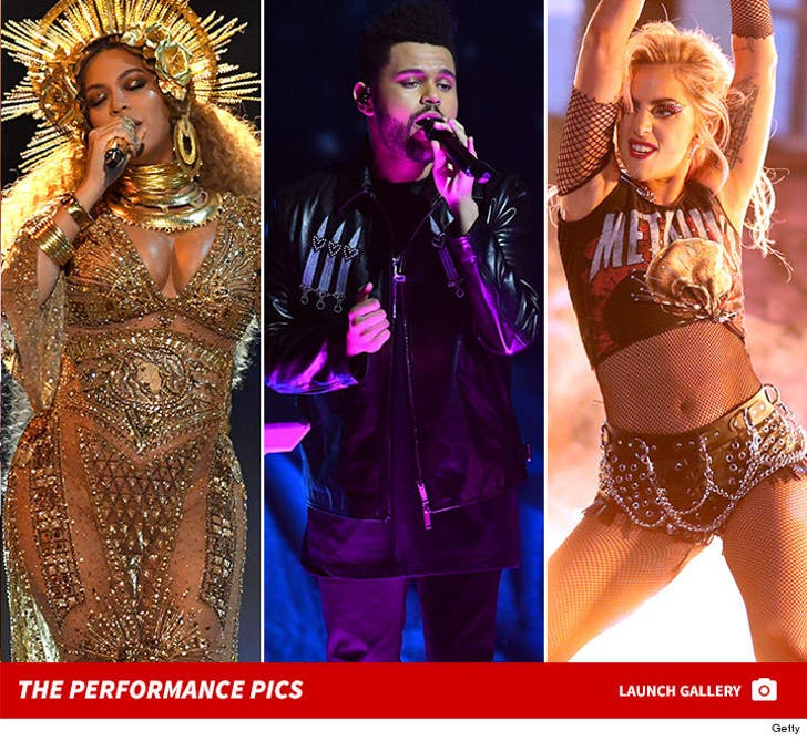 2017 Grammy Awards -- Performance Pictures