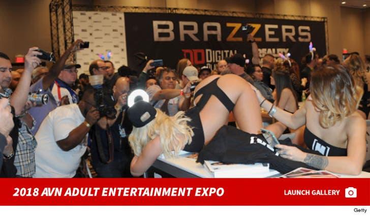 2018 AVN Adult Entertainment Expo