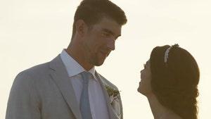 Michael Phelps' Wedding Day Video (VIDEO)
