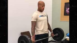 Ryan Shazier Crushes Deadlift Workout One Year After Serious Back Injury