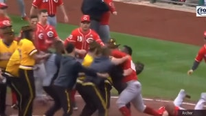 Yasiel Puig Suspended 2 Games for Bench-Clearing Brawl
