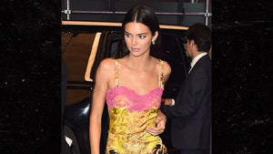 Kendall Jenner Dines in NYC as She Sits Out New York Fashion Week
