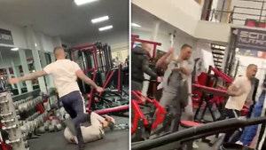 Gym Members Banned For Life After Insane Brawl, Police Investigating