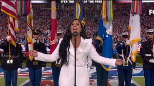 Demi Lovato Brings House Down with Super Bowl LIV National Anthem