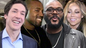 Joel Osteen's Virtual Easter Service Will Feature Kanye, Mariah & Tyler Perry