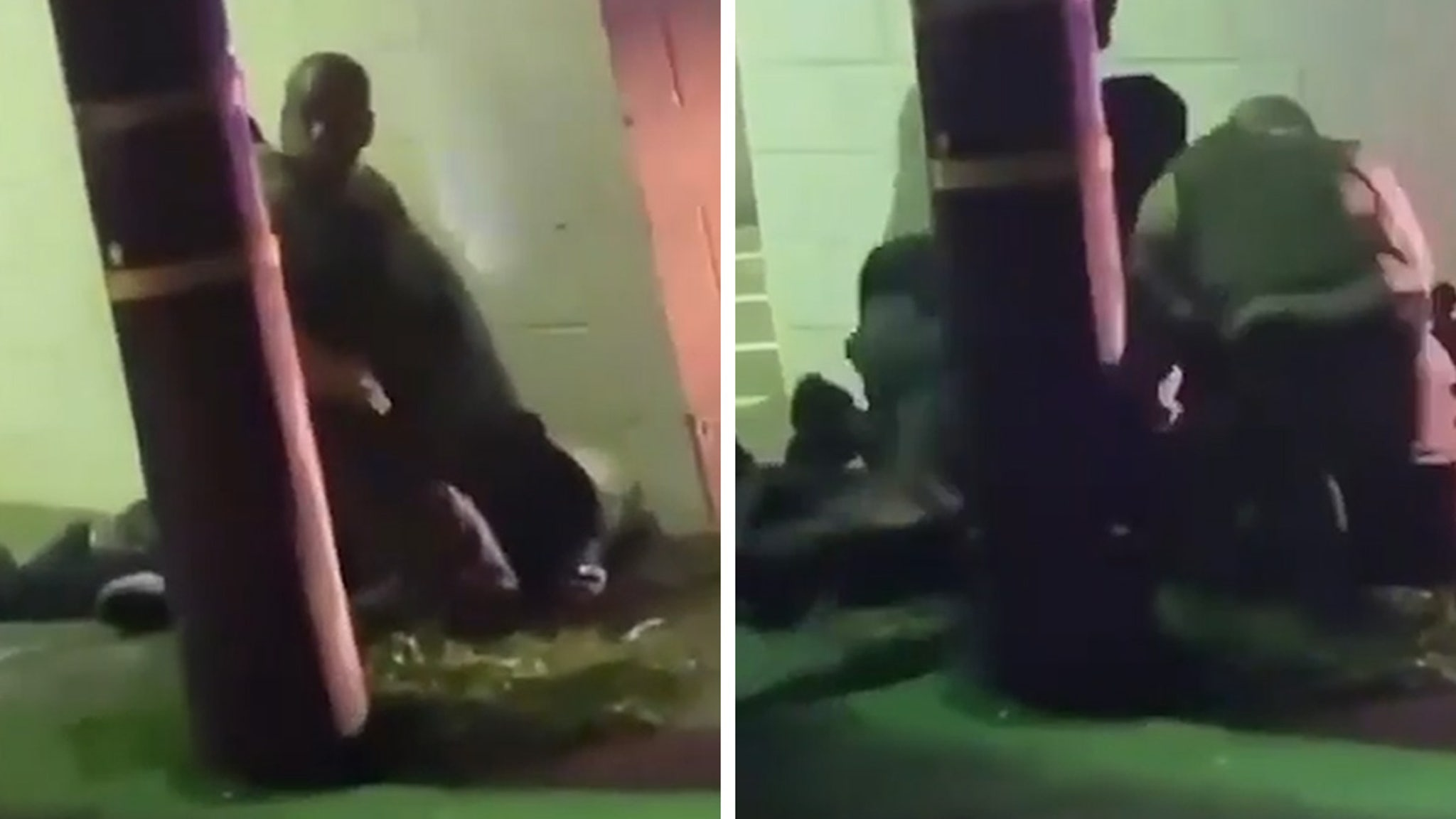 L.A. Sheriff's Deputies Beat Up Detained Man in Compton ... Think No One is Watching