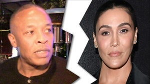 Dr. Dre's Wife, Nicole Young, Files for Divorce