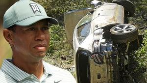 Tiger Woods Crash Probe Shows No Evidence of Deceleration