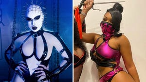 Halloween Costumes -- Who'd You Rather?!