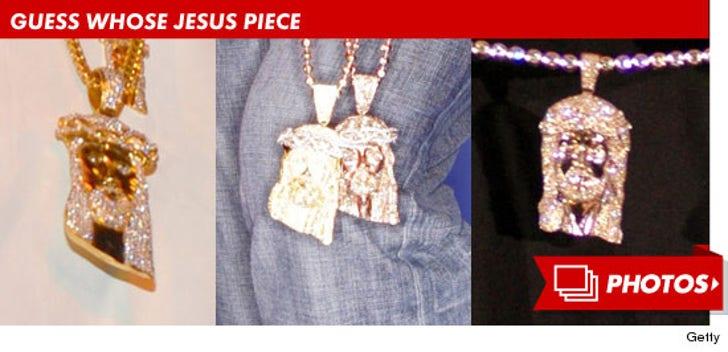 Guess Whose Jesus Piece!