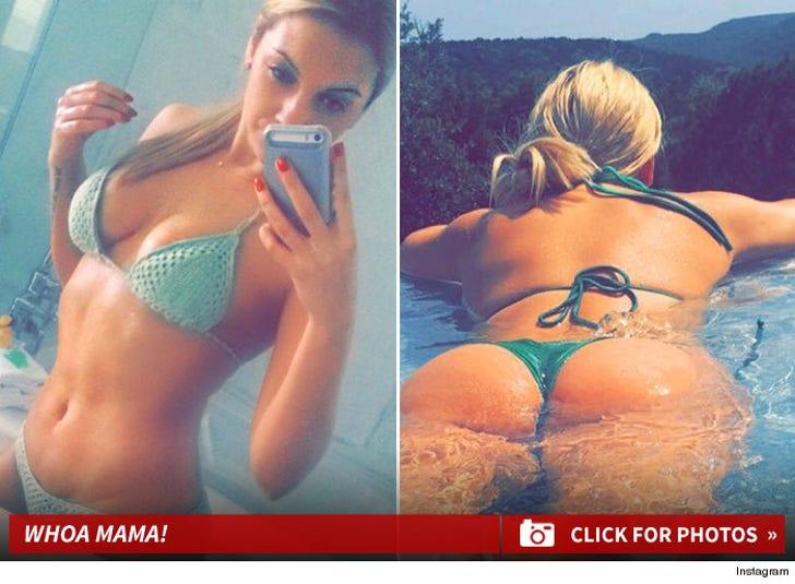 Andrea Wilson's Sexy Instagram -- Whoa Mama!