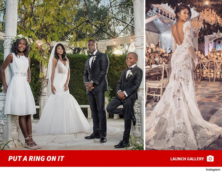 Kevin Hart's Wedding - Put A Ring On It