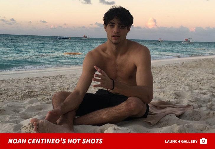 Noah Centineo's Hot Shots