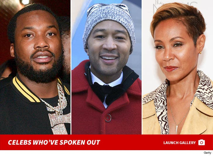 Celebs Who've Spoken Out Against R. Kelly