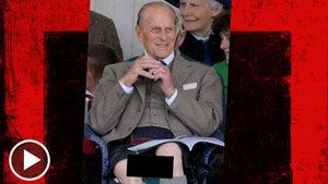 Prince Phillip -- Ballin' Out in Scotland