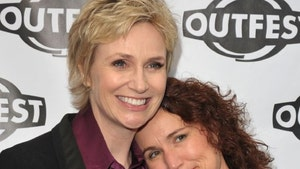 Jane Lynch -- My Gay Marriage Is Over