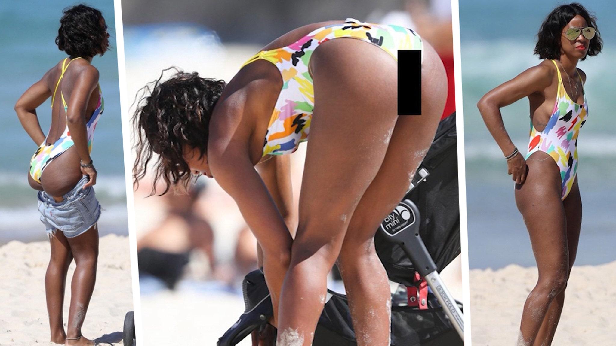Kelly Rowland Panties Images